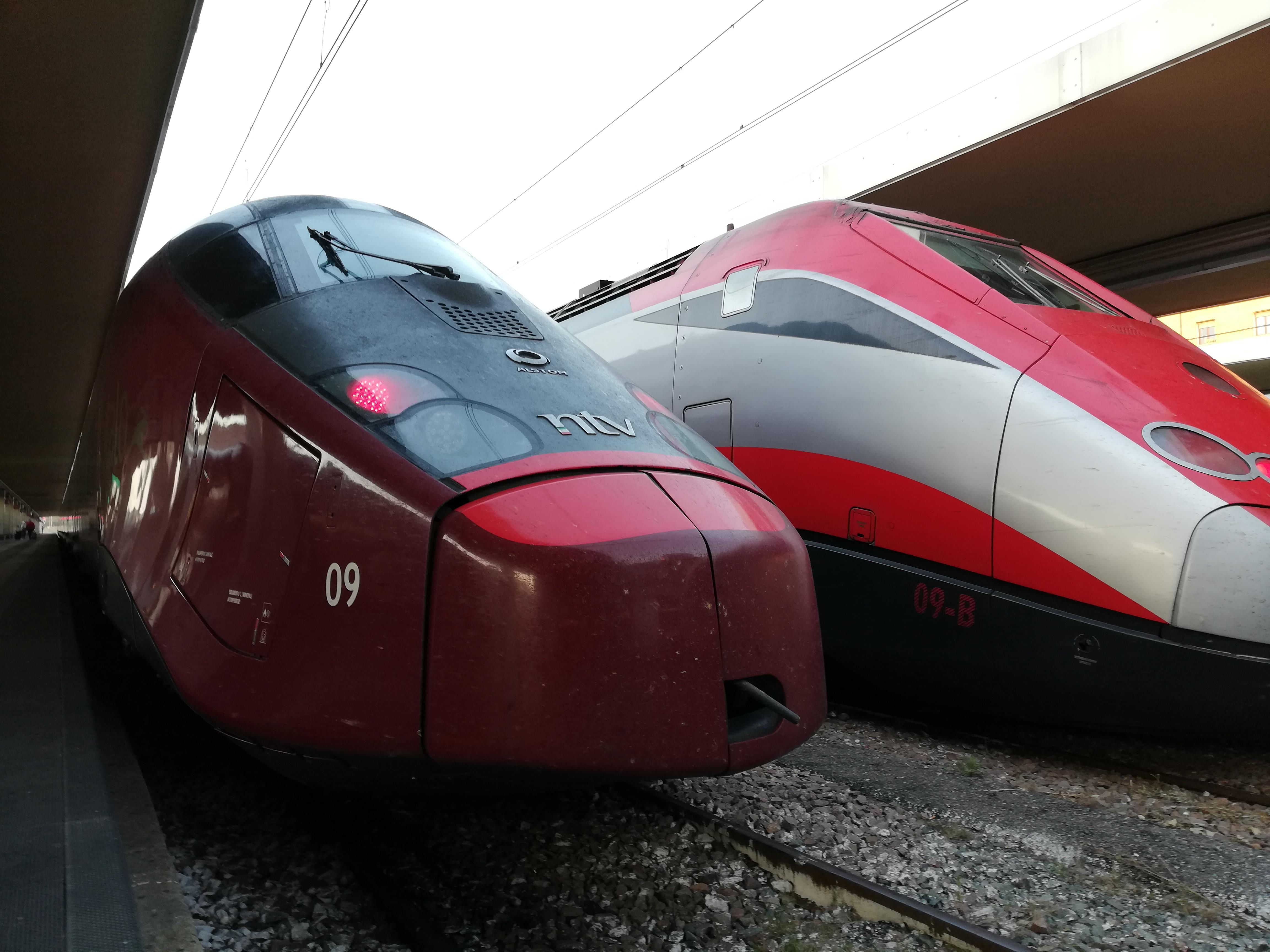 Самые быстрые поезда в мире и их рекорды.