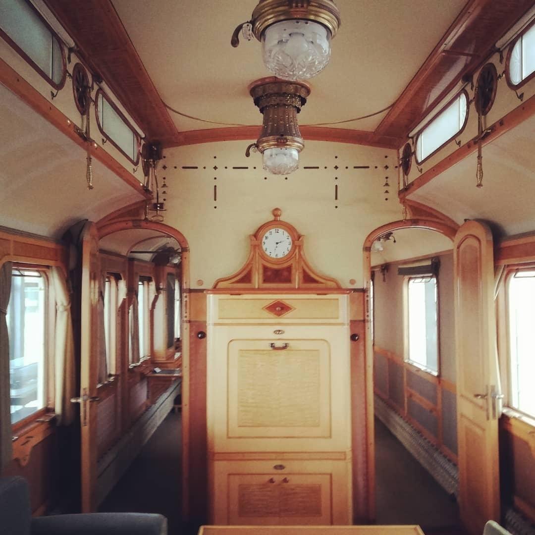 Как путешествовать на личном поезде