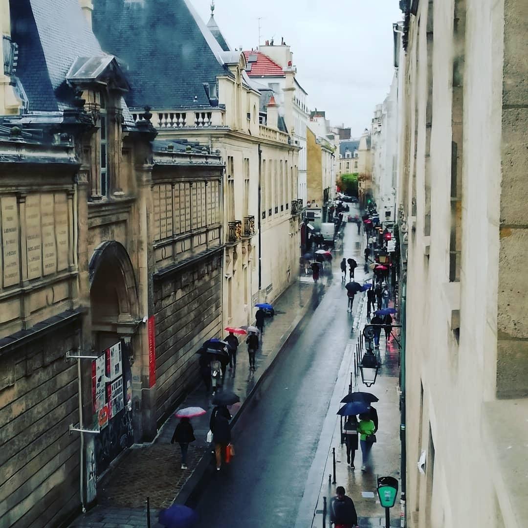 Чехов в Париже